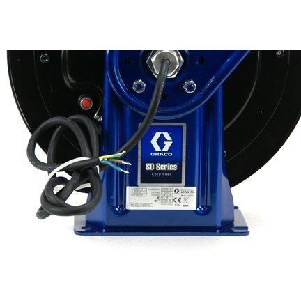 Enrouleur electrique mural Graco 3x1.5mm²  15m de cable 1