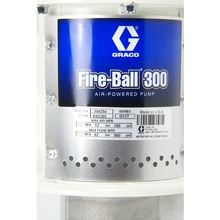 Pompe Graco Fire-Ball 300 204254  2